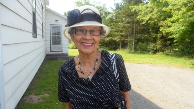 Geraldine Browning lives in Gibson Woods, named after George Gibson, who was a Black Loyalist.