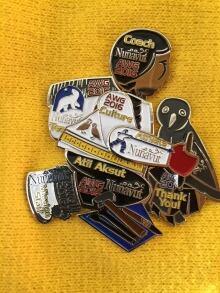 Nunavut AWG pins