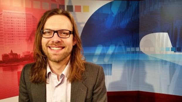 Joe Wickenhauser won the Saskatoon Heritage Award for showcasing the province's rich LGBTQ history.