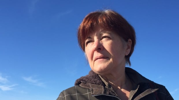 Red Deer County Coun. Jean Bota helps spread the word about locking up and reporting suspicious activities to try to curtail a wave of vehicle thefts in central Alberta. 'We've had RCMP that have been at a lot of our meetings say that our good-heartedness is starting to bite us because we're leaving things open.'