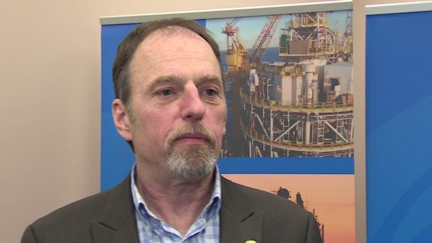 Bob Cadigan is president and CEO of the Newfoundland and Labrador Oil and Gas Industries Association, better known as NOIA.