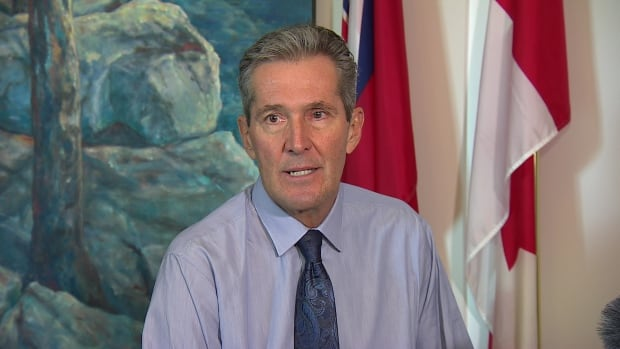 On Tuesday, PC Leader Brian Pallister accused the NDP of secrecy after a CBC investigation revealed Manitoba Hydro awarded a consulting contract to a company without putting the contract out for tender.