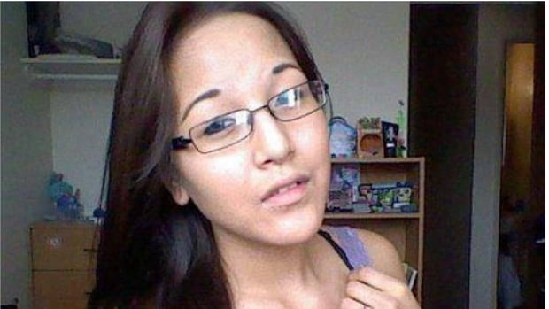 Britney Atigikyoak, 18, was reported missing in Yellowknife on Sunday. She is described as five feet, four inches tall and weighing 150 pounds.