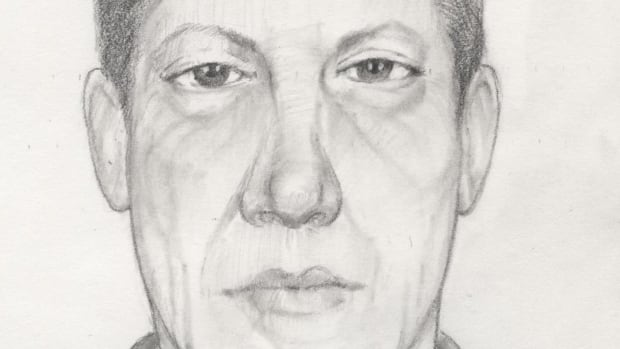 Police are searching for a suspect who allegedly sexually assaulted a 57-year-old woman on Monday night.