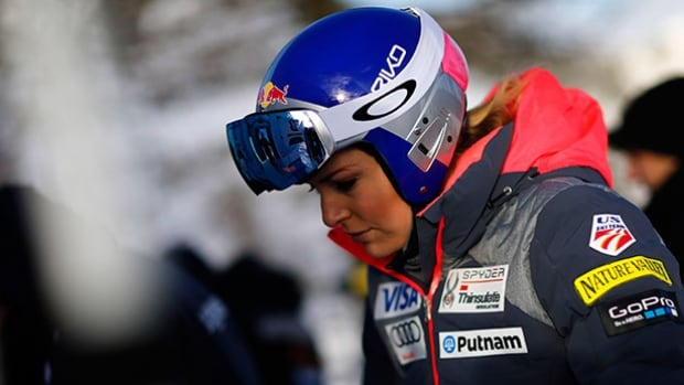 Lindsey Vonn is hoping to win her fifth World Cup overall title.