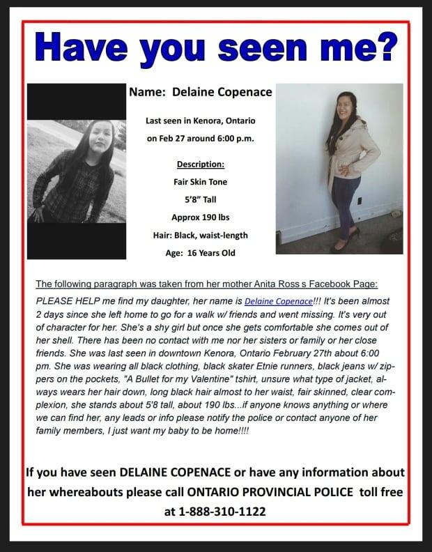 Delaine Copenace poster