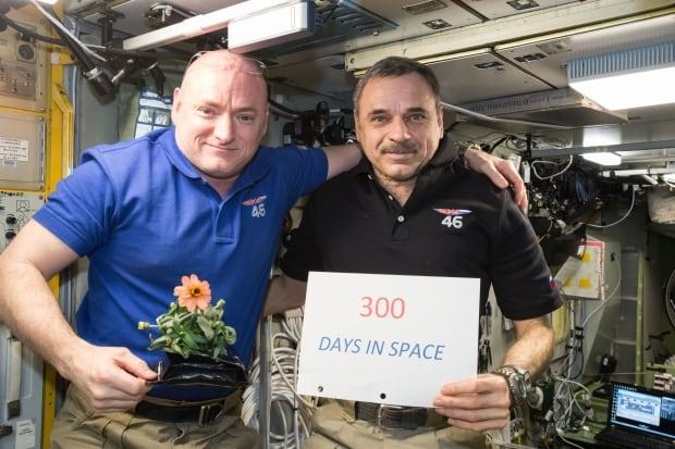 Celebrating 300 days in space