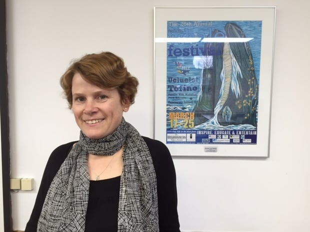 Josie Osborne, Mayor of Tofino