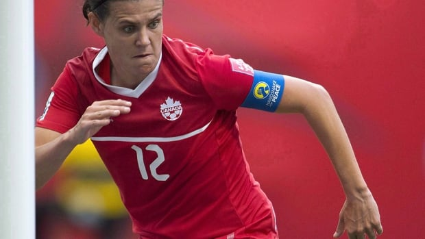 Canada's Christine Sinclair didn't enter Wednesday's Algrave Cup opener until the 68th minute and was unable to help the women's squad draw the equalizer in a 1-0 loss in Albufeira, Portugal. Coach John Herdman opted for a young starting 11 with Rhian Wilkinson also not entering the game until the 68th minute. Canada is ranked 11th in the world while Denmark is No. 15.