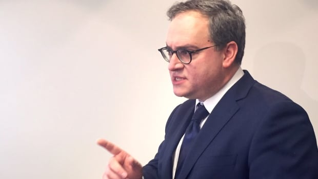 The Law Society of Alberta has accepted Ezra Levant's resignation.