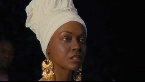 The new trailer for the biopic Nina shows actress Zoe Saldana wearing facial prosthetics and dark make-up to portray American music legend Nina Simone.