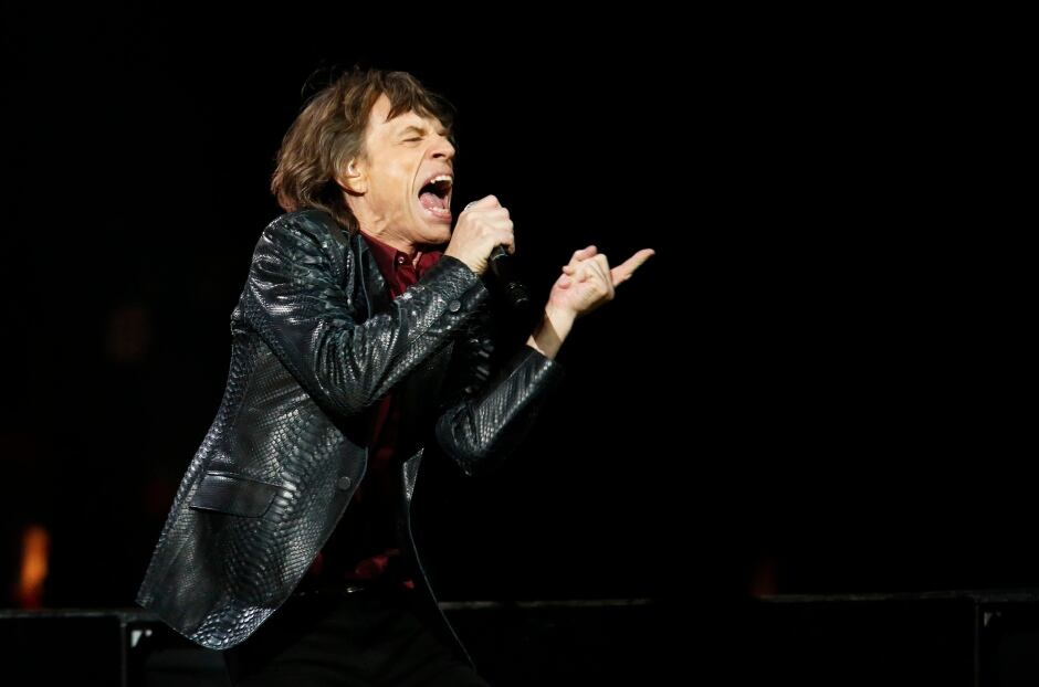 12-12-12- NY MSG concert by Rolling Stones