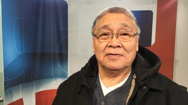 NTI vice-president James Eetoolook says the Nunavut Land Claims Agreement  grants Inuit harvesting rights, which include fishing without obtaining a licence, when there are no conservation concerns, to meet their needs. He says this includes selling the fish commercially.