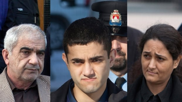 Mohammad Shafia, Hamed Shafia and Tooba Yahya are all serving life sentences with no chance of parole for 25 years for the 2009 murder of four female members of their family. Their defence teams are arguing in Ontario appeal court that they deserve a new trial.