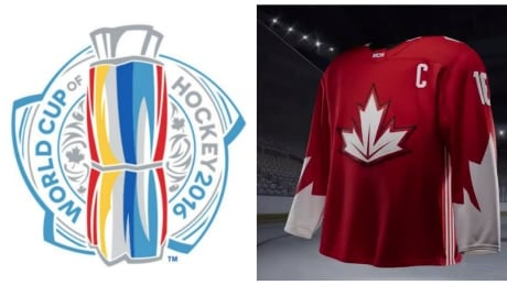NHL Unveils Jerseys For World Cup Of Hockey
