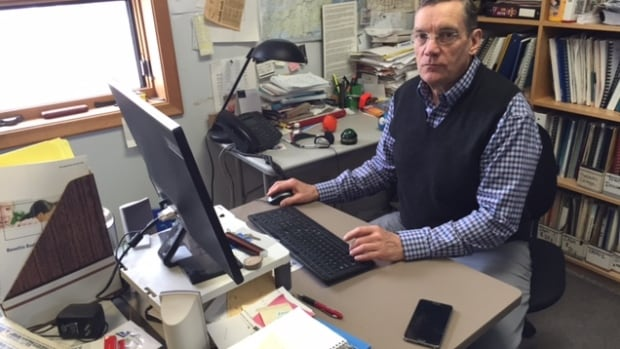 Don Jaque, publisher of the Northern Journal in Fort Smith, N.W.T., which rolls out its last print issue today, says having trained reporters covering regions makes government and corporations more accountable to people.