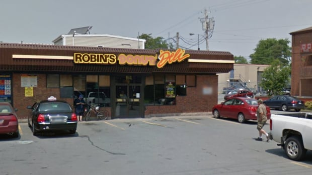 The Robin's Donuts on North Street in Halifax closed its doors last week, leaving a local homeless shelter without its daily donation of desserts for its lunches.