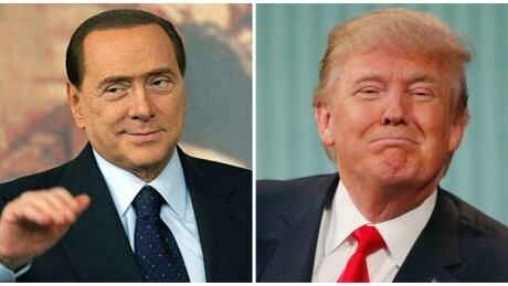 Trump-Berlusconi