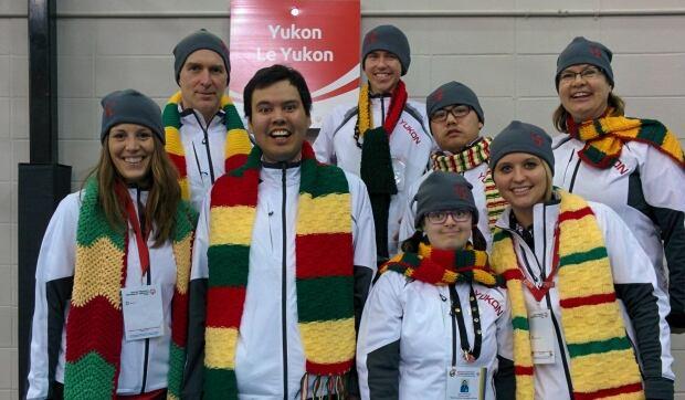 Special Olympics Yukon Team