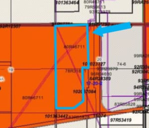 Pipelines on GTH land
