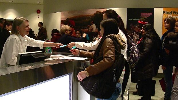 Glenbow Museum's Free First Thursday Nights promo is drawing hundreds each time.