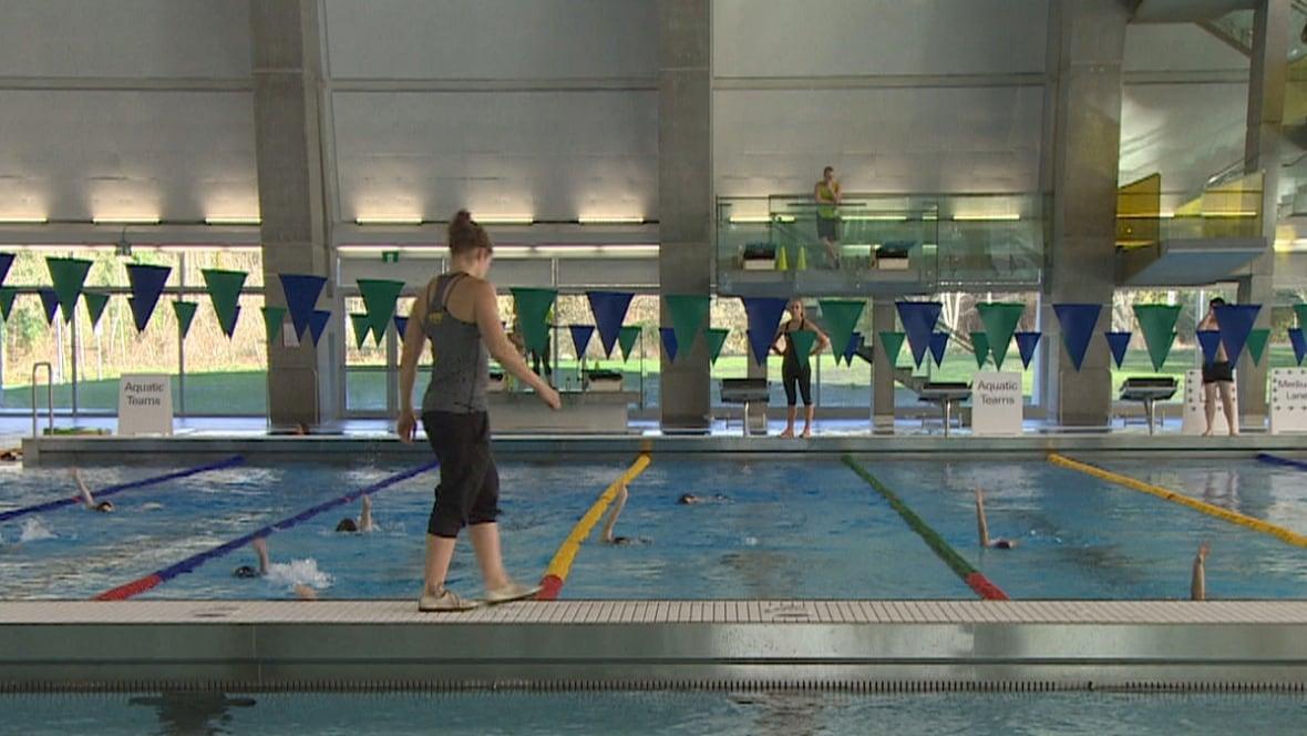 Grandview Heights Aquatic Centre Opens In Surrey British Columbia Cbc News