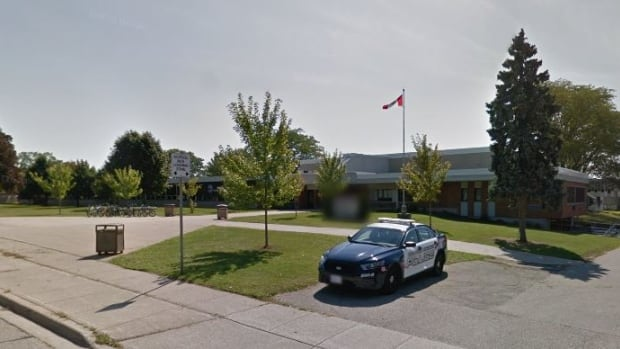 A young person has been charged after police and firefighters were called to Preston High School at 1:10 p.m. on Monday following a small fire in a rear stairwell of the school.