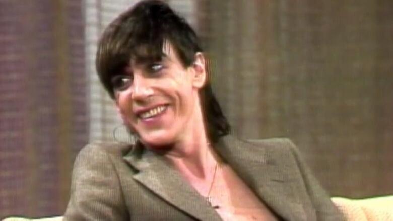 Iggy Pop on CBC 1977