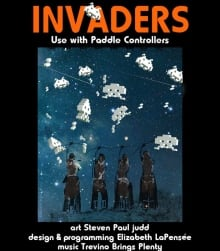 Invaders game cover