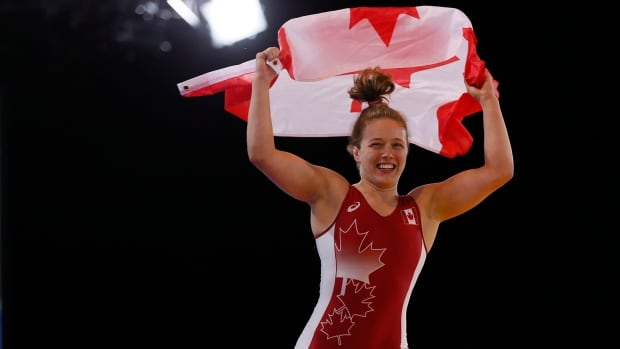 Montreal's Dori Yeats, a 2015 Pan Am gold medallist, has secured a berth for the 2016 Summer Games with a 5-0 semifinal victory over American Tamyra Mensah on Friday at the Pan American Olympic qualifier in Texas.
