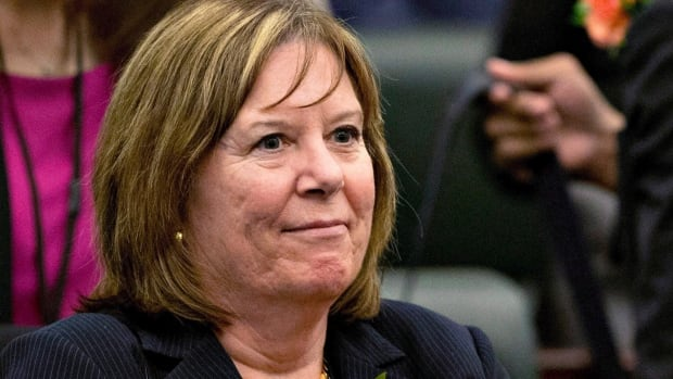 Alberta Energy Minister Marg McCuaig-Boyd says the province would not consider buying more electricity from B.C. if that province's government stands in the way of Alberta's resources getting to market.