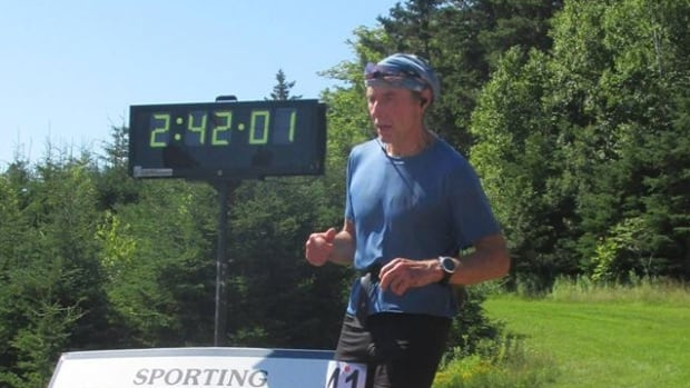 Dr. Donald Stephens was a marathon runner who frequently ran on the trails off Bolger Park Road.