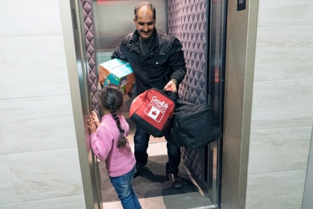 Mosbah Matar moves into Mississauga apartment