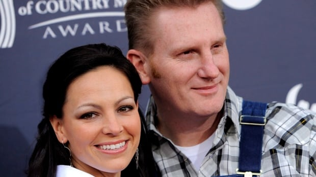 Joey Martin Feek, left, formed the country duo Joey + Rory with her husband Rory Lee Feek.