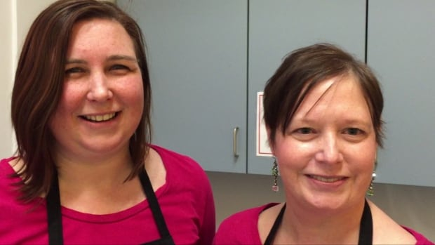 Super Duper Soup co-owners Roz Wilson-Oliver and Jenn Service pitched expanding their business.