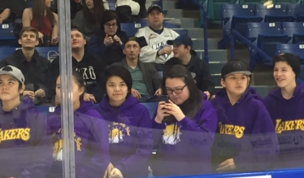 la loche youngster in Saskatoon