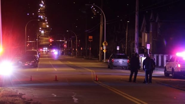 A recent shooting in Surrey, B.C. led to RCMP locating a white Ford pickup truck with bullet holes near the scene.