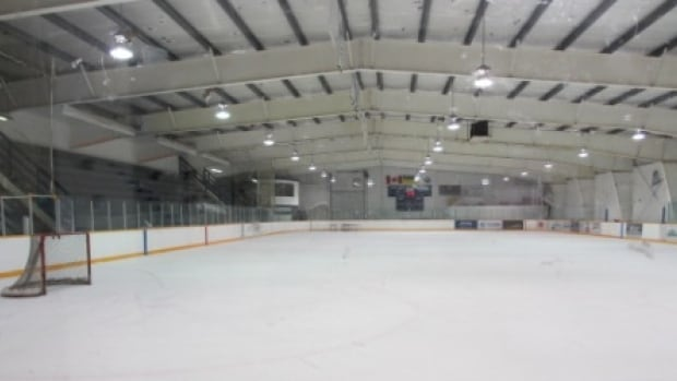 The Martensville Sports Centre has been named a finalist for this year's Hockeyville competition.