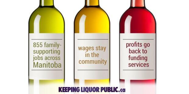 Keeping liquor public