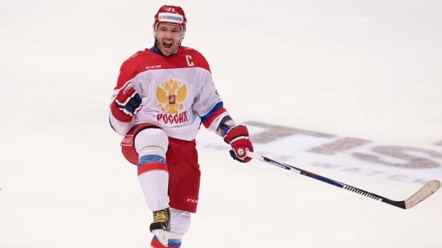 Ilya Kovalchuk was stripped of his captaincy by SKA St. Petersburg, which announced he wouldn't play again this season before allowing him back in the lineup.