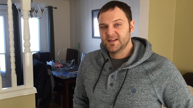 Danny Vey makes between $70,000 and $80,000 a year, but says given the turbulent market in western Labrador he's struggling to get by.