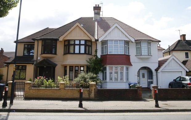London Britain housing real estate