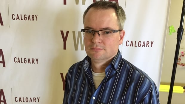 Jonathan Hutton, clinical supervisor at the YWCA of Calgary, says working with men is paramount to addressing violence against women.
