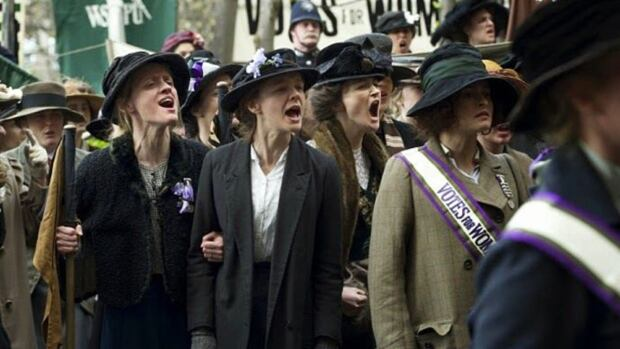 The film, Suffragette will be shown during the film festival at Metro Cinema.