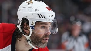 Jaromir Jagr signs on for 1 more year with Panthers