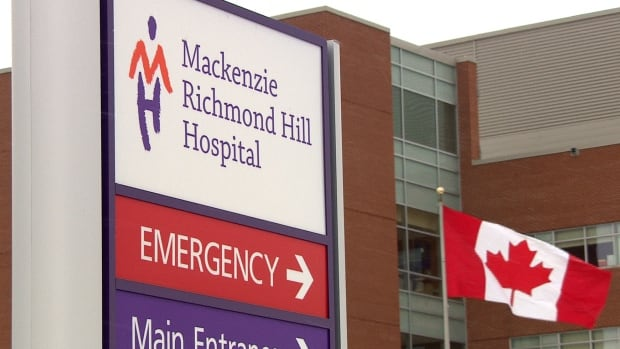 In a statement issued Thursday,  Mackenzie Richmond Hill Hospital said it can, in fact, act on behalf of a patient in cases of suspected abuse.