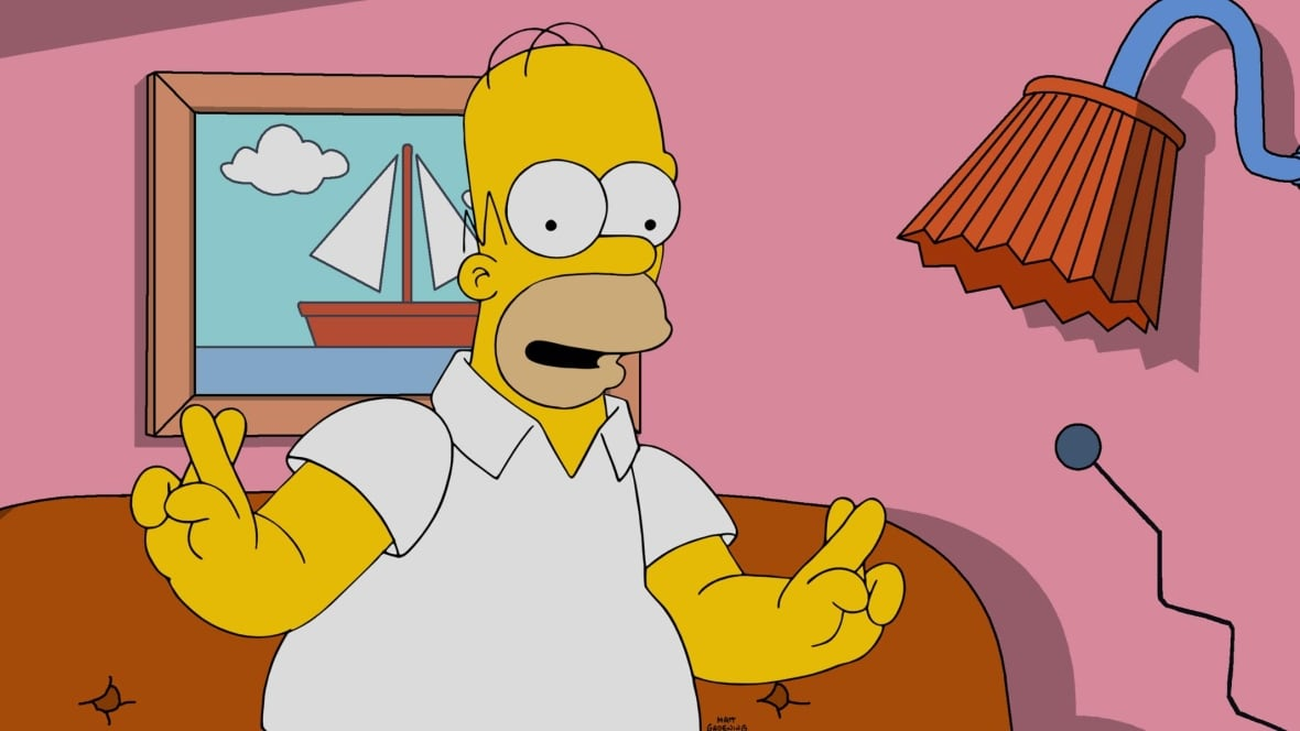 Sunday's Simpsons episode will allow live interaction between Homer and fans - Arts & Entertainment - CBC News