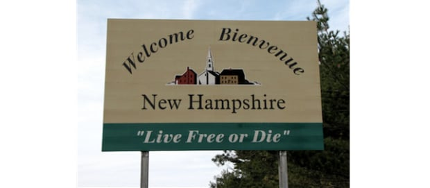 New Hampshire Motto