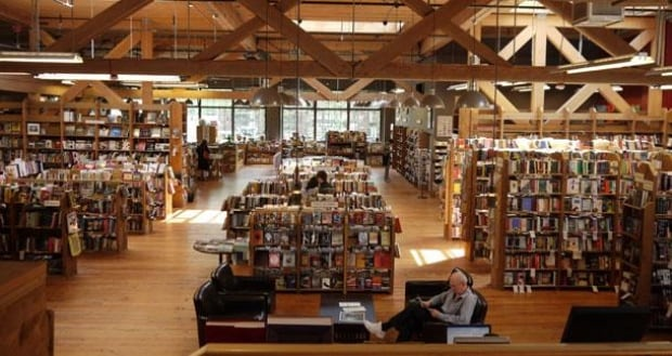Seattle bookstore