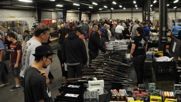 Approximately 10,000 people attended the B.C. Rod and Gun Show last year.